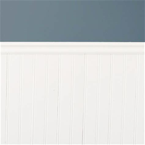 Install Wainscoting Drywall by How To Install Bead Board Wainscoting