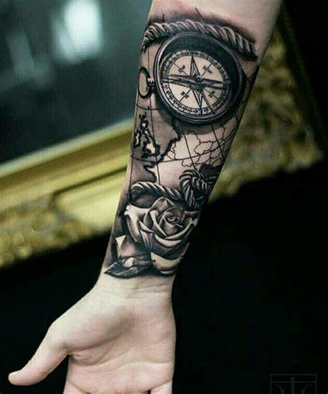 1000 Ideias Sobre Tatuagem Bussola No Pinterest Compass Tatto Bussola