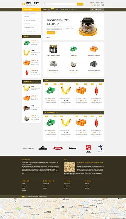 Template 60081 Ensegna Themes Shopify Faq Template
