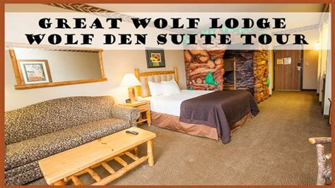 wolf den room great wolf lodge great wolf lodge wolf den suite room tour baby