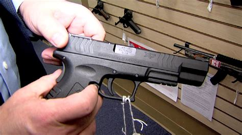 Pawn Shop Gun Background Check Local Pawn Shop Owner Weighs In On Gun Executive