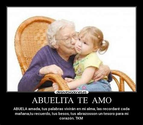 imagenes que digan te amo abuela amo a mi abuela imagui