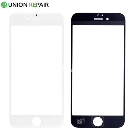 replacement for iphone 6s front glass white