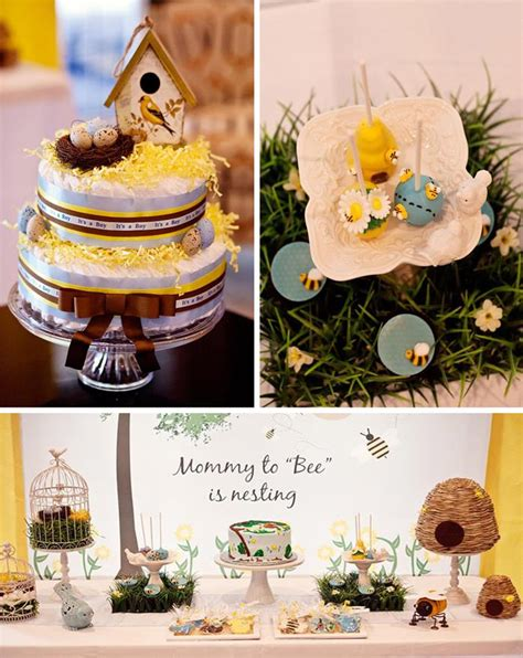 Bird Baby Shower Supplies by Kara S Ideas Birds And Bees Baby Shower With So Many