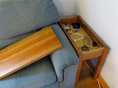 simple cherry  table projects  zac