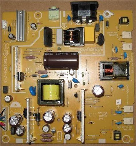 led monitor capacitor viewsonic va2431wm lcd monitor repair kit capacitors only not entire board lcdalternatives