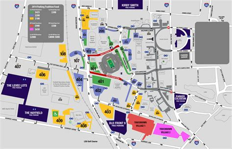 lsu football parking map lsu tiger stadium parking map video bokep bugil