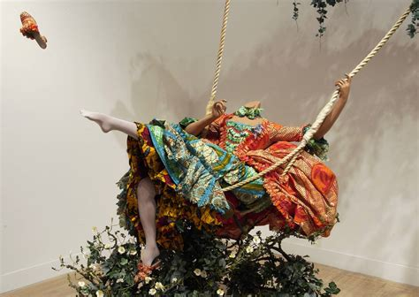 the swing 1767 yinka shonibare mbe s jardin d amour garden of love