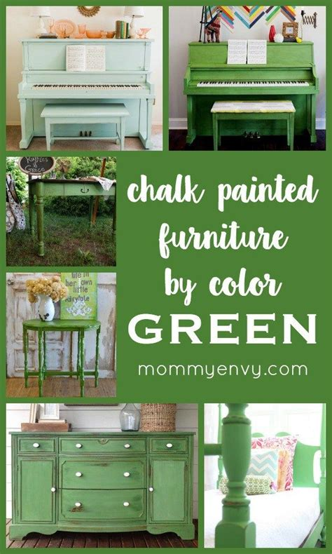 17 best ideas about green painted furniture on furniture paint colors green