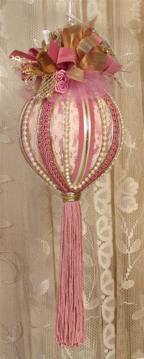 handmade victorian christmas ornament favorite holiday