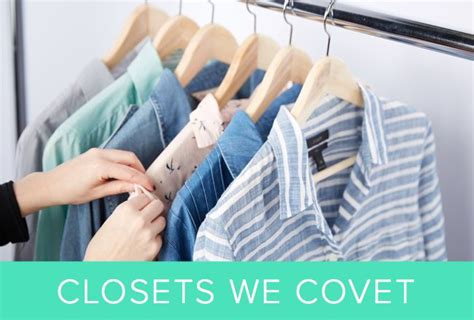 Advice Coming Out Closet by Follow Quot Closets We Covet Quot For Tips On Getting Organized