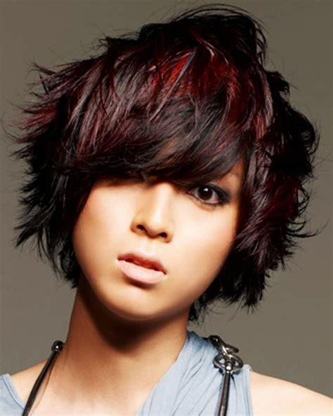 Balayage Short Hairstyles & Short Haircuts & Balayage Hair