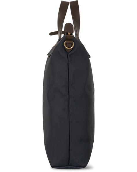 Les Catino Promesa Satchel M Navy 1 mismo m s shopper bag navy brown hos careofcarl no