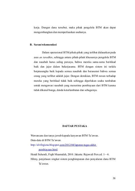 Hukum Lembaga Pembiayaan Asas Keadilan Dalam Perjanjian Pembiayaan laporan magang praktikum di lembaga keuangan syariah