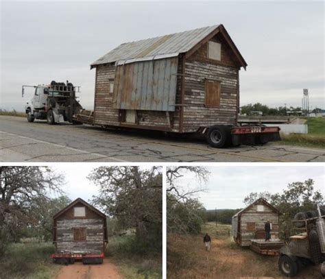 tiny house truck tiny texas homes built from salvaged materials urban ghosts