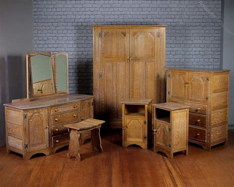 antique bedroom suites limed oak bedroom suite c 1930 antiques atlas