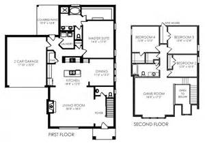 two story open concept floor plans 2 story open concept floor plans trend home design and decor