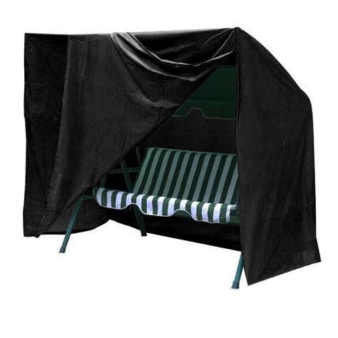 swing chair covers 3 seat swing chair cover outdoor seater patio garden