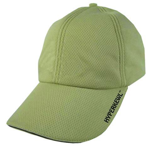 hyperkewl evaporative cooling baseball cap