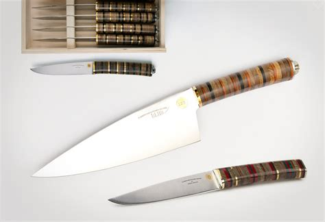 florentine kitchen knife collection lumberjac