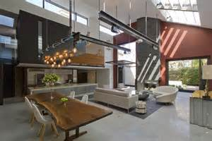 contemporary industrial using natural light to illuminate an industrial modern