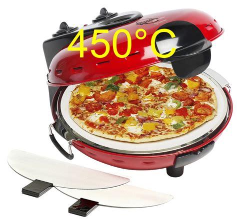 Pizzaofen Ferrari by G3ferrari G10006 Pizza Express Delizia Pizzamaker 1200 W