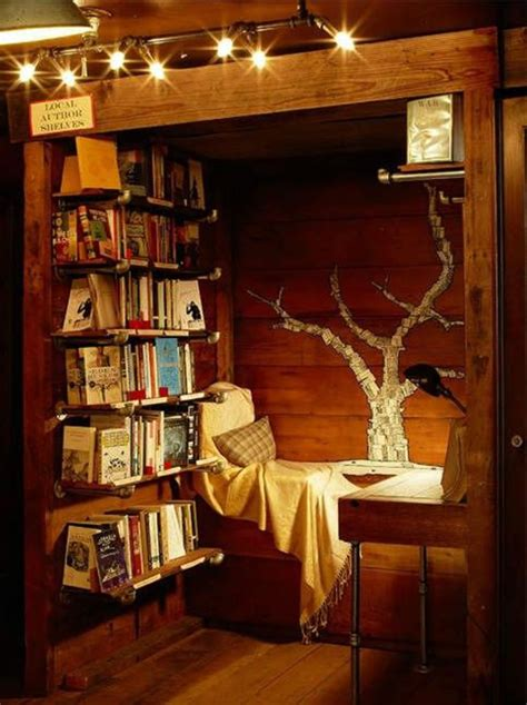 reading corner this cozy reading nook bluesyemre