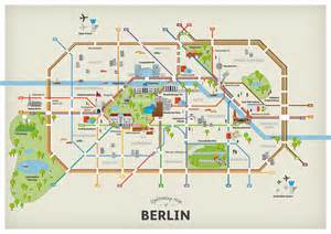 sightseeing map of berlin attractions getyourguide