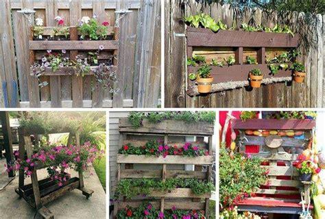 diy planter ideas 25 inspiring diy pallet planter ideas