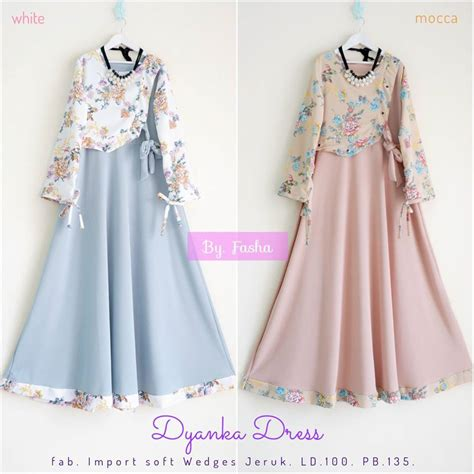 dyanka dress lydia tunik by fasha butik destira jogja