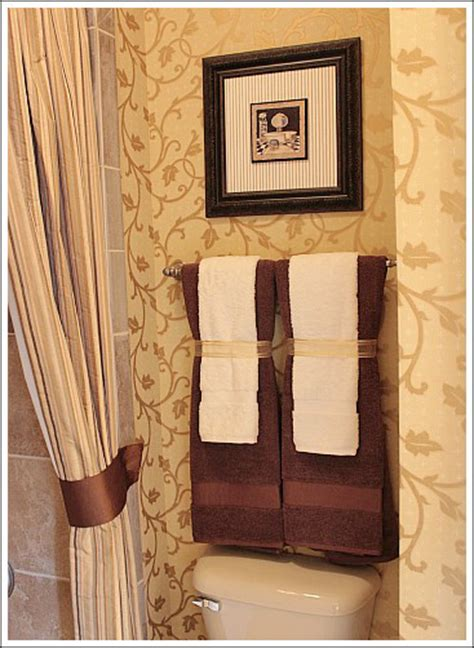 bathroom towel design ideas 4 essential tips to accessorizing a beautiful bathroom