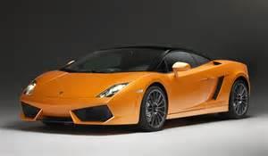 Sport Lamborghini Wallpaper Mobil Sport Lamborghini Dengan Velg Besar