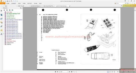 service manuals schematics 2001 jaguar xj series electronic valve timing jaguar xj6 parts and service manual cd auto repair