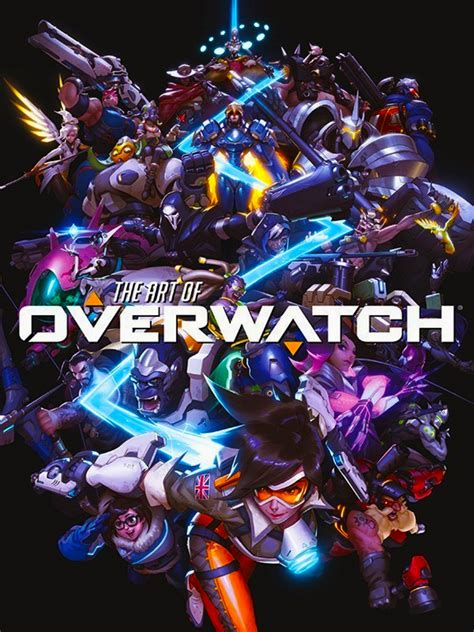 the art of overwatch blizzplanet overwatch