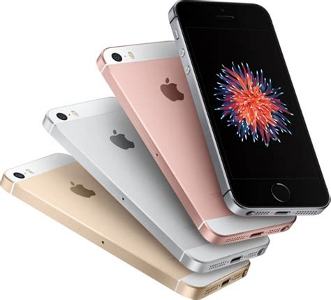 apple gsmarena apple iphone se official with 4 quot display and a9 chip