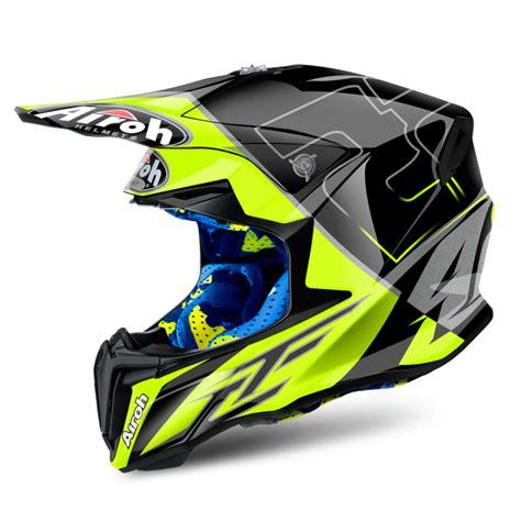airoh twist motocross helmet cairoli mantova motorcycle