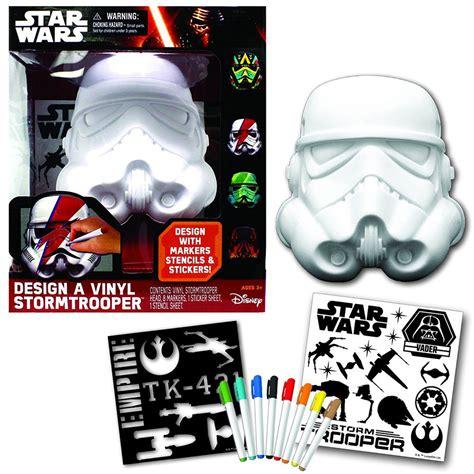 design helmet star wars star wars design a vinyl stormtrooper helmet rainbow fett