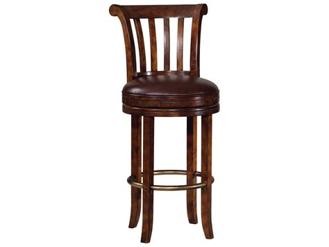 howard miller bar stools howard miller ithaca hton cherry swivel bar stool