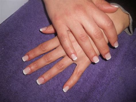 Ongle En Gel Court by Discr 232 Te Sur Ongles Courts Retouches Karima