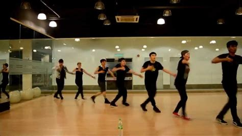 tutorial dance infinite back infinite 인피니트 quot back quot 백 dance practice cover by fuxion youtube