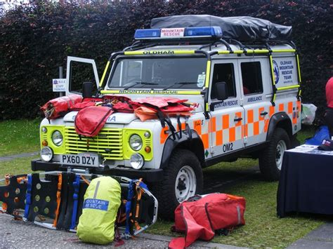 Rescue Car series 1 land rover raf mountain rescue ambulance search i my defender