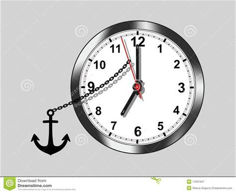 time stop stop the time cdr format royalty free stock photography