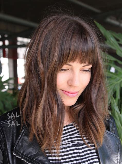 hairstyles with bangs pinterest pinterest deborahpraha hairstyles with bangs fringe