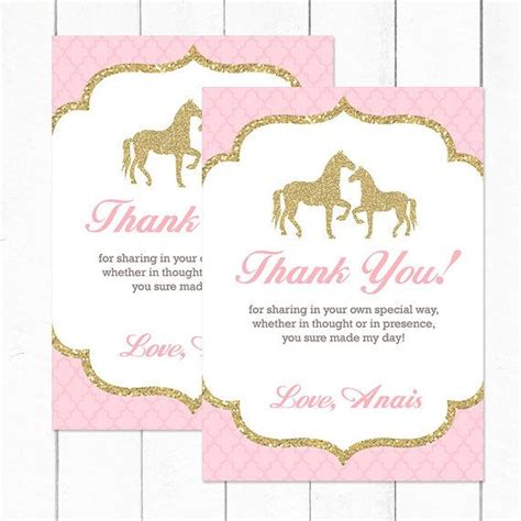 printable birthday cards with horses 17 best images about vintage pony party on pinterest