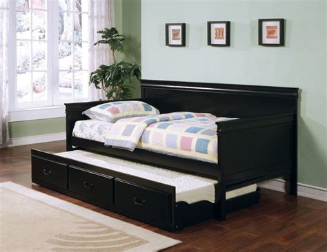 size daybed 300036blk day beds seat n sleep