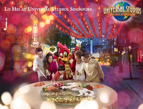 universal studio singapore during new year universal studios singapore 2014 review and cny specials