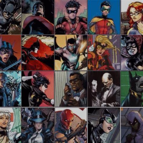 Batman Family the entire batman family comics amino