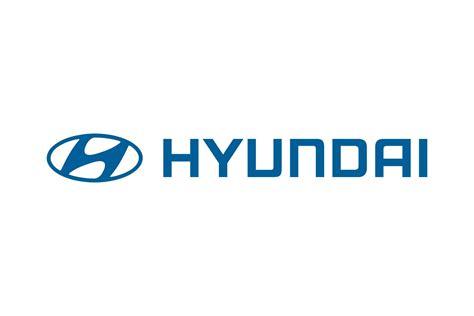 logo hyundai hyundai logo