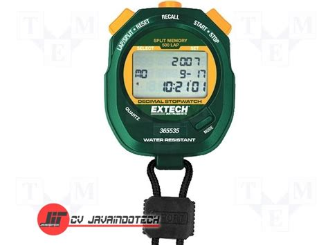 Jual Alarm Digital harga jual extech 365510 stopwatch clock digital lcd