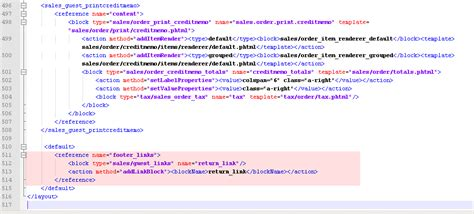 magento layout xml remove block magento how to remove quot orders and returns quot link